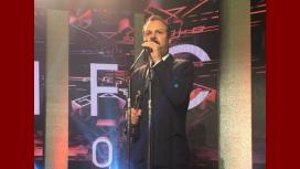Gustavo Sylvestre se llevó el premio a Mejor conductor por Minuto uno