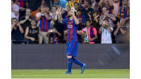 Lionel Messi le planteó en julio último al Barcelona  que su intención era cumplir su contrato hasta junio de 2018.