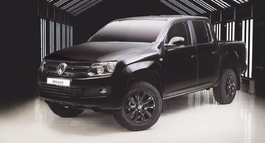 Amarok Black Edition, la serie limitada de Volkswagen