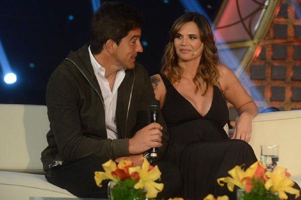 Amalia Granata y su pareja visitaton a Susana Giménez: No me molesta que me digan cornuda
