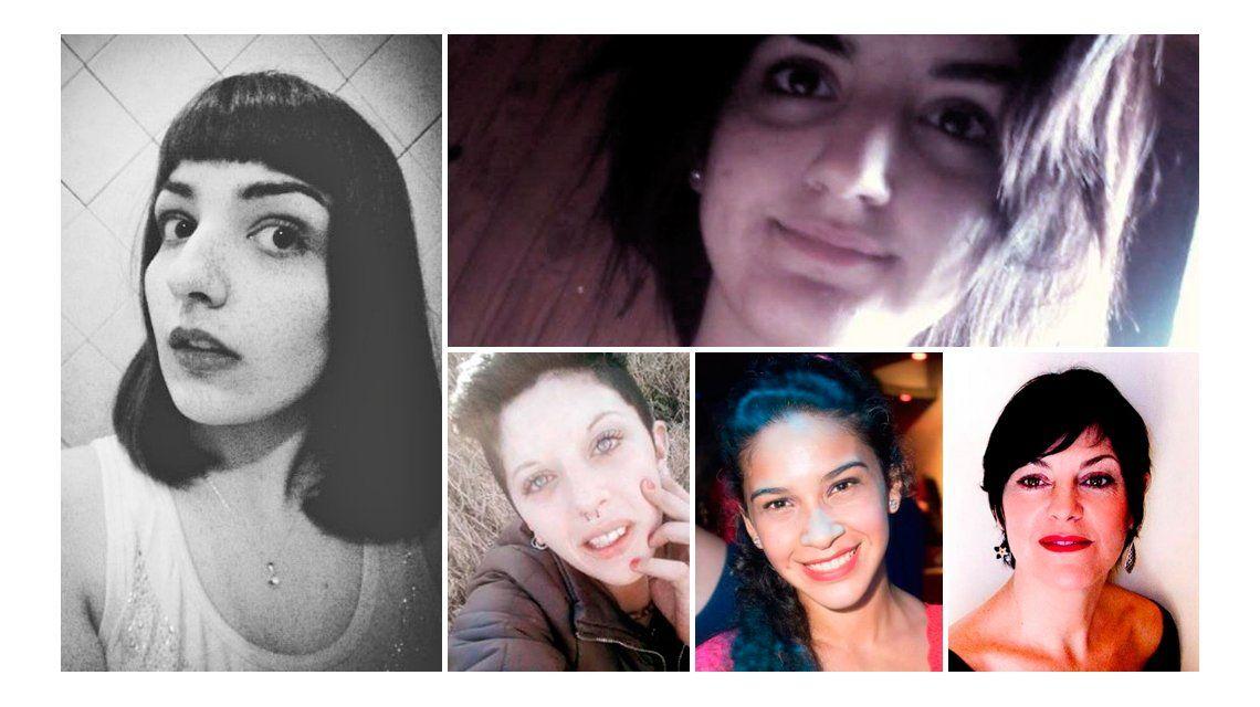 El peor final: en 15 días, encontraron sin vida a 5 chicas desaparecidas
