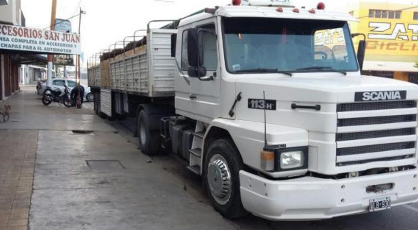 San Juan: un cargamento que llevaba alimentos para celíacos llegó contaminado de cal
