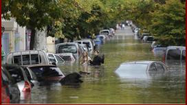 Alarma en La Plata por el temporal: los vecinos temen otra inundación
