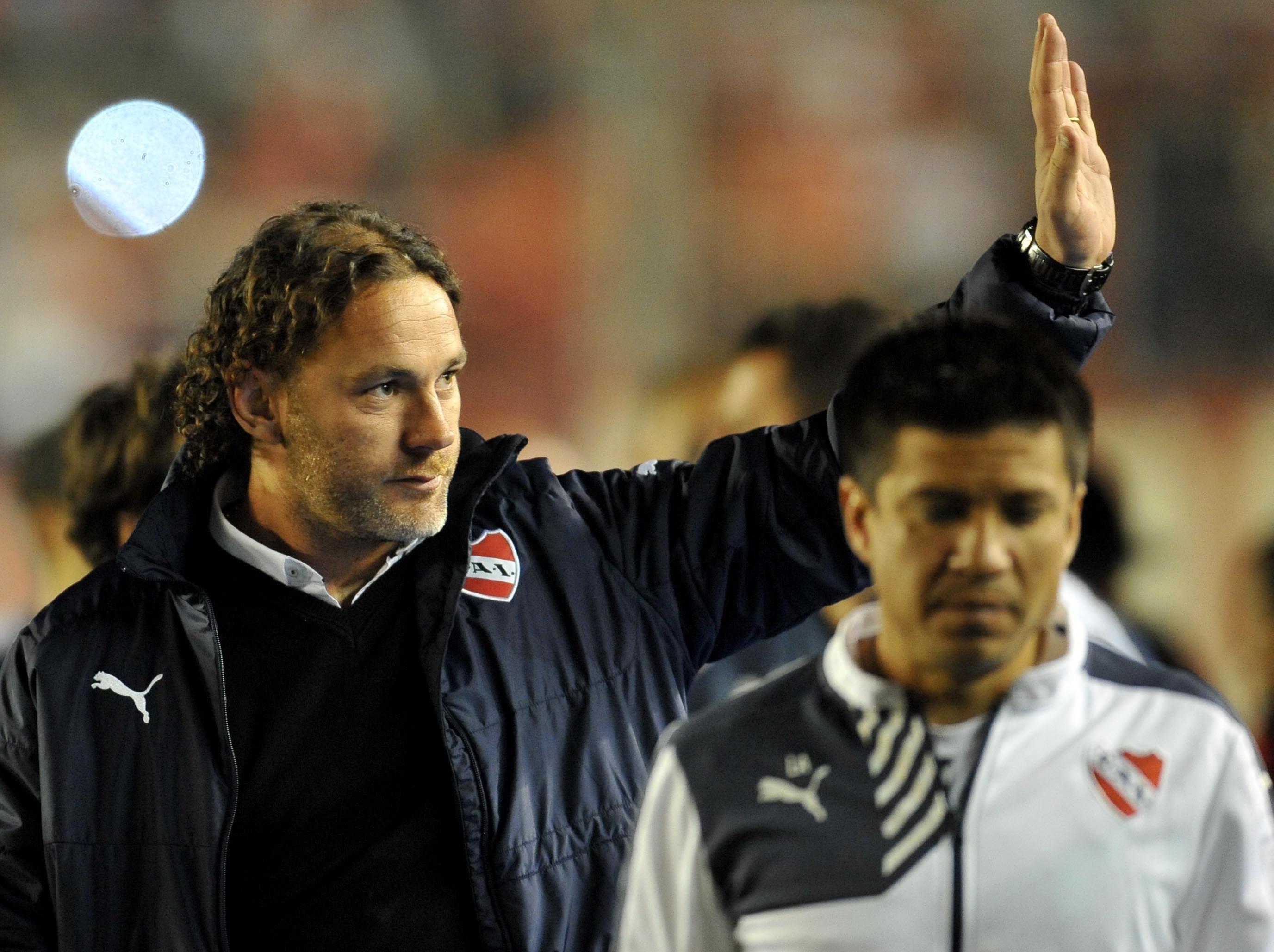 Independiente  le ganó a Godoy Cruz en Avellaneda y es puntero