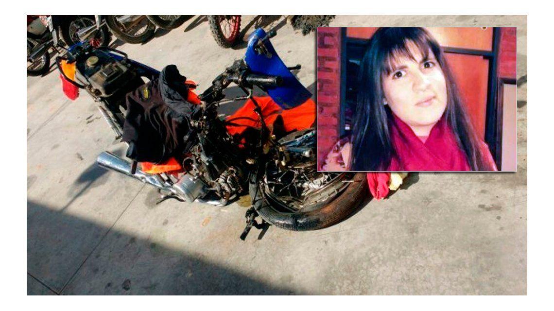 Murió la chica atropellada por un auto a contramano en San Juan