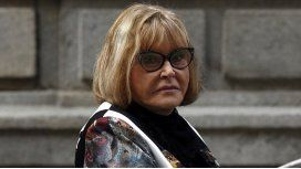 La jueza María Servini de Cubría