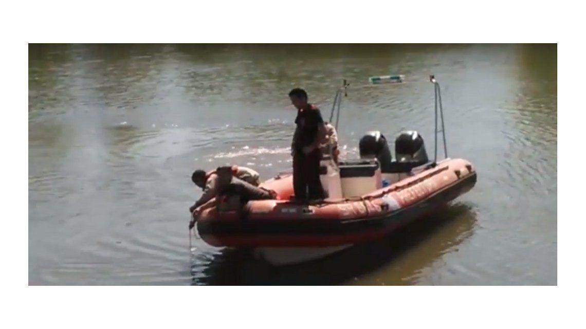 Aprendía a manejar, cayó al río de Gualeguaychú y murió ahogada