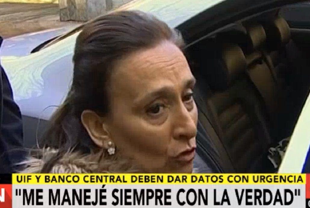 Gabriela Michetti: No tengo nada que ocultar, es todo muy correcto
