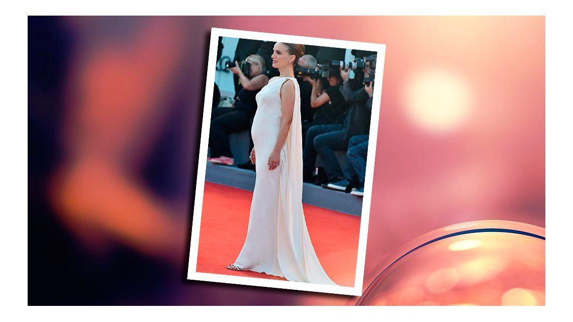 Natalie Portman está embarazada: el look que confirmó la novedad