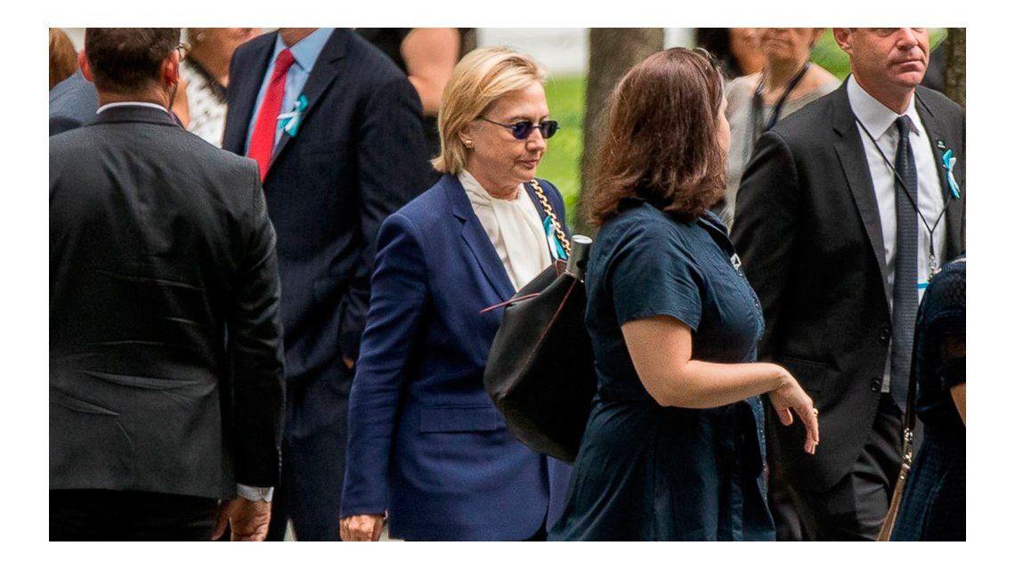 Pese a la preocupación por su salud, Hillary Clinton seguirá adelante con la campaña