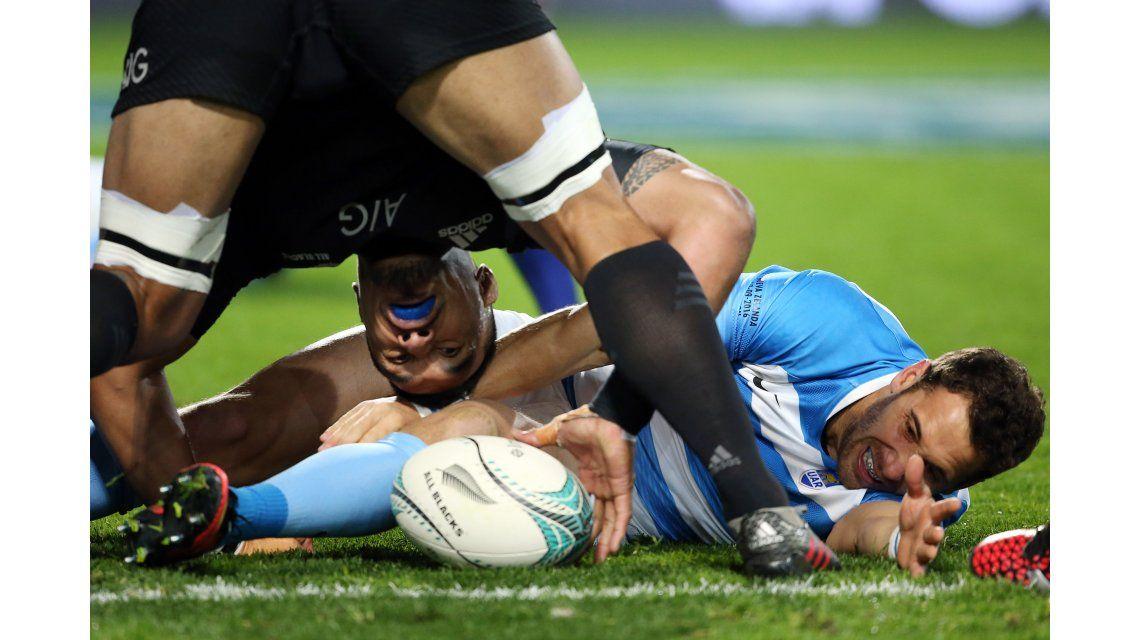 Una misión imposible: Los Pumas volvieron a caer ante los All Blacks