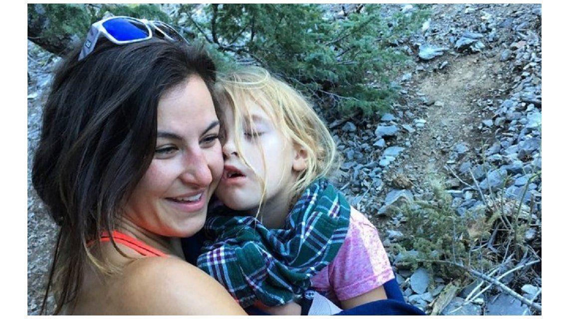 Una figura de la UFC rescató a una niña con el brazo roto en plena montaña
