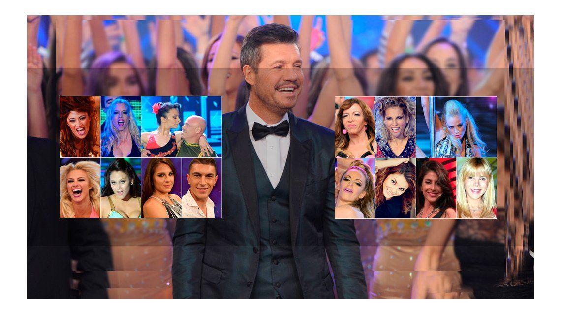 Marcelo Tinelli dio la lista de candidatos para sumarse al Bailando