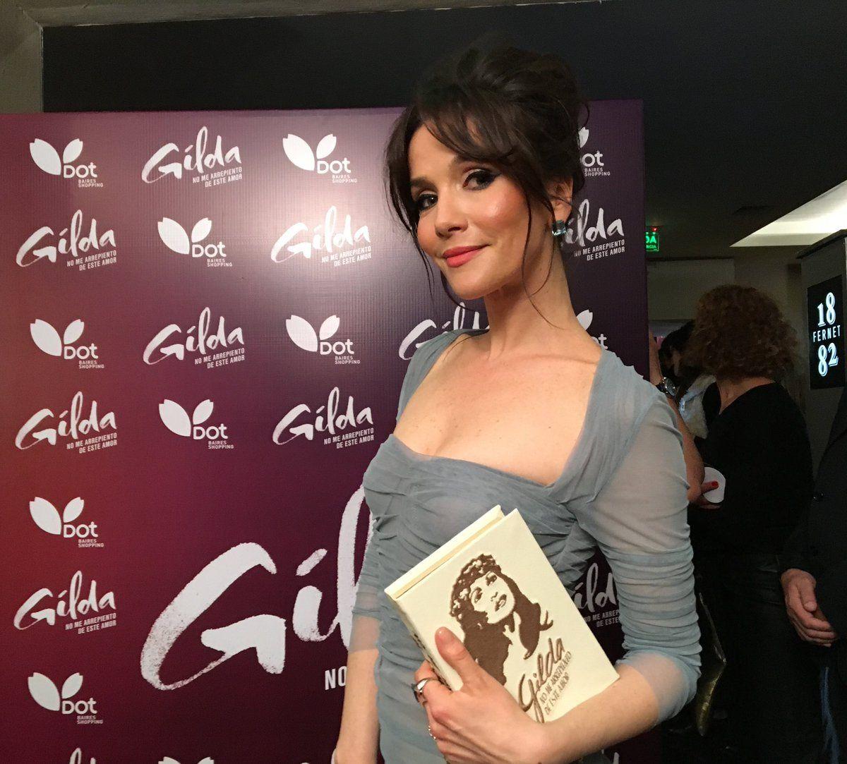 Las fotos de la avant premiere de Gilda, la película