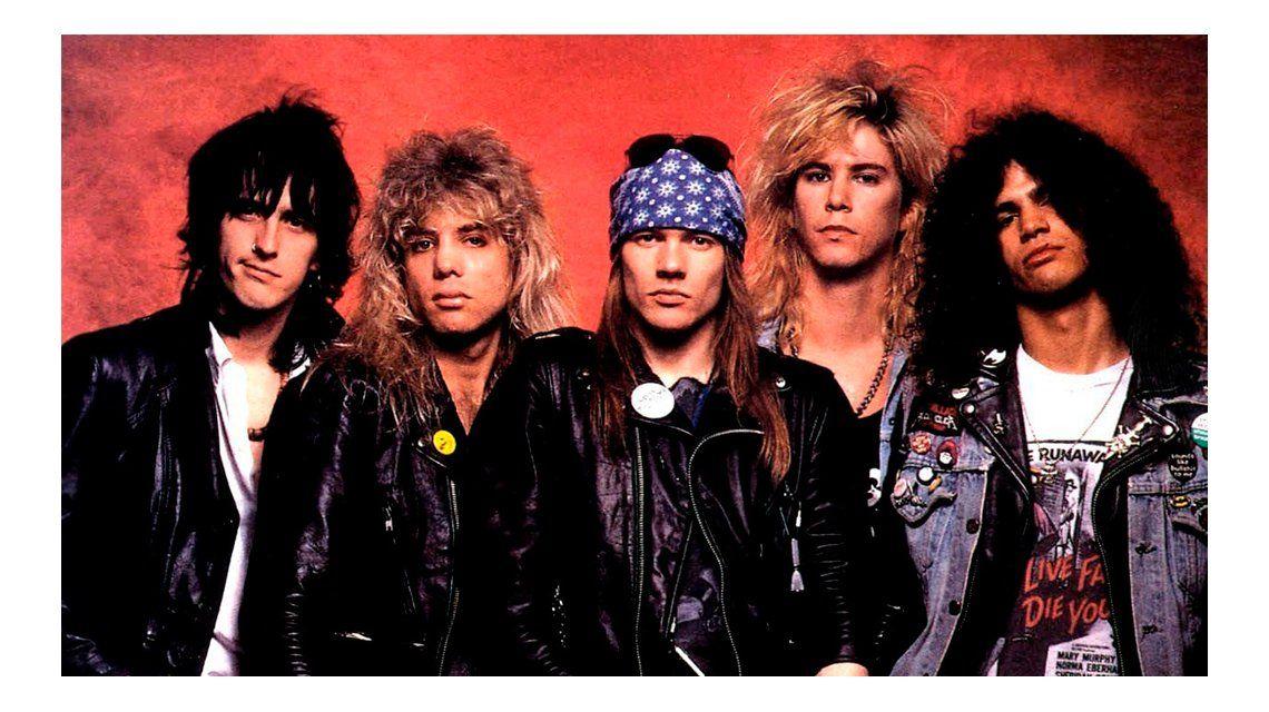 Los Guns agotaron entradas y agregaron un nuevo show en Buenos Aires