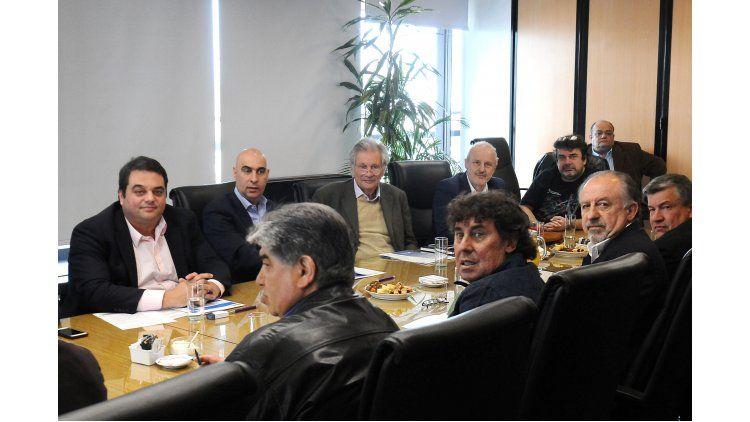 La mesa de diálogo se realizará el 12 de noviembre