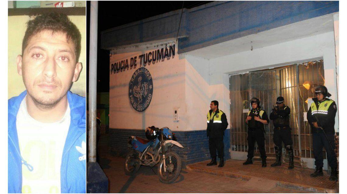 Peligroso narco estaba preso, simuló epilepsia y comando de cómplices lo liberó