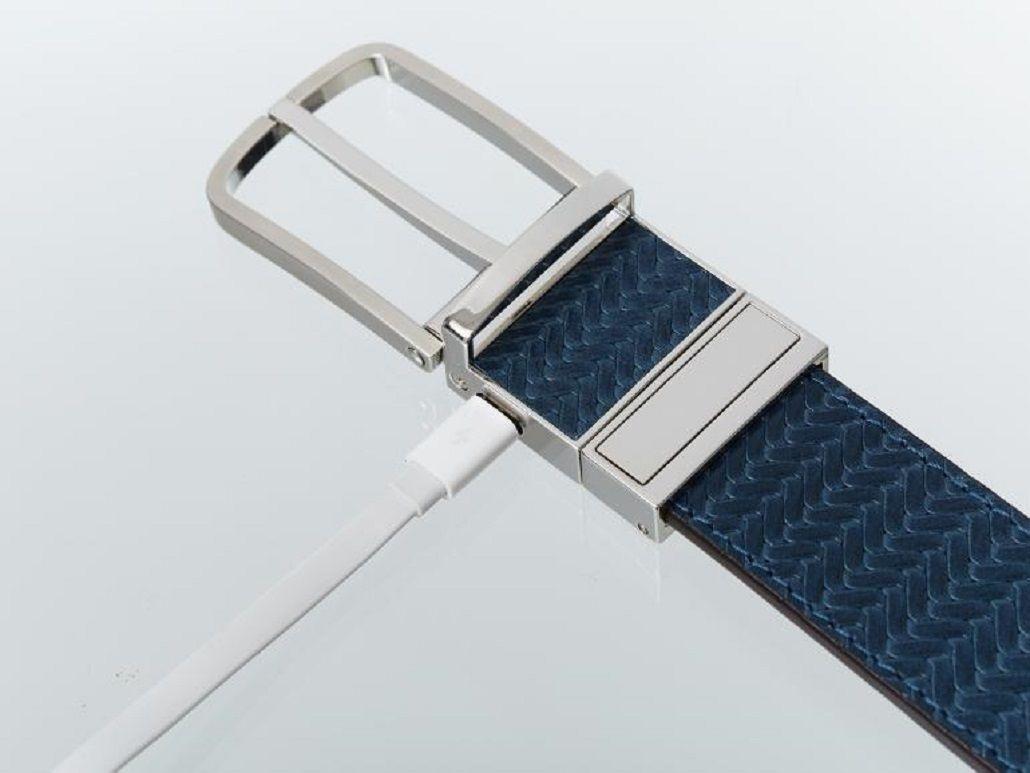 Welt, un cinturón que te avisará que te estás saltando la dieta