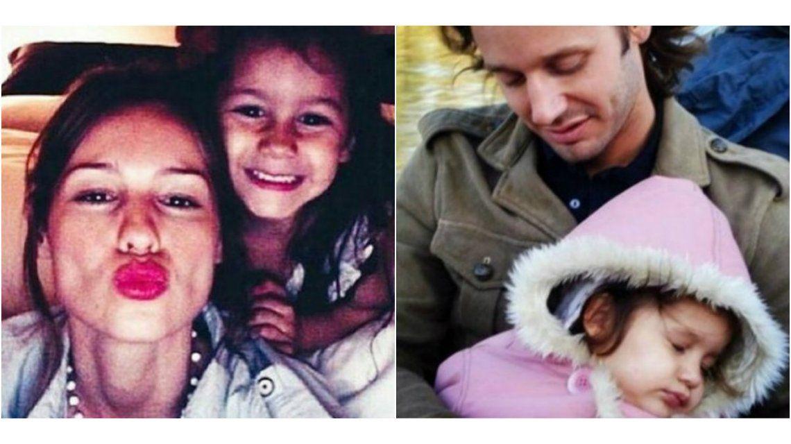 A cuatro años de su muerte, Pampita y Vicuña se juntaron para recordar a su hija Blanca