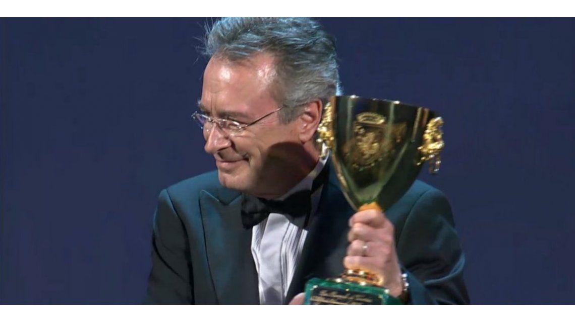 Oscar Martínez, mejor actor en el Festival Venecia por El Ciudadano Ilustre