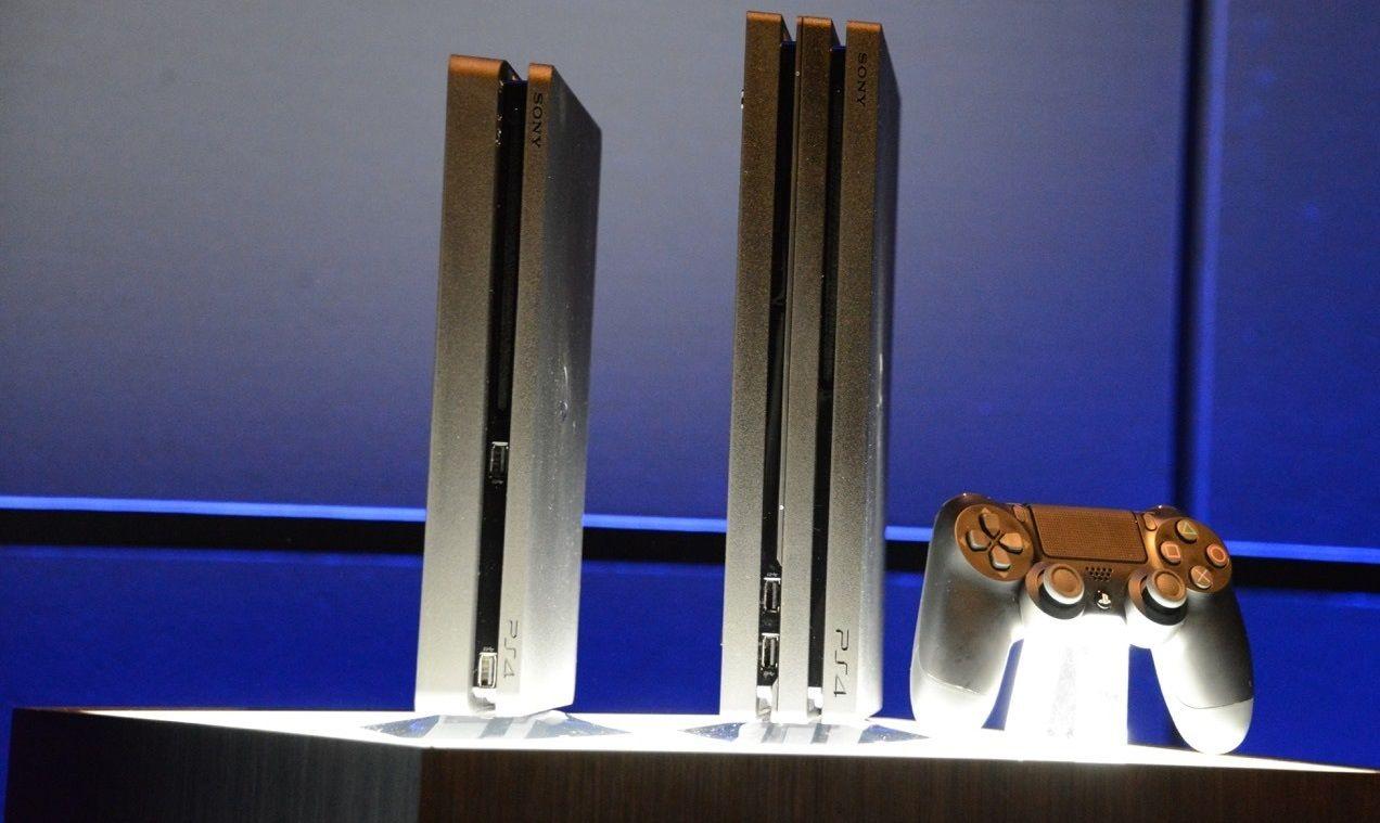 Sony pone a la venta la nueva PlayStation 4 Pro