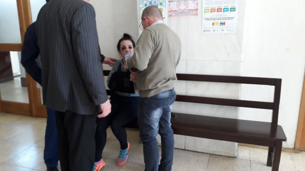 Córdoba: el arquero Diego Fantino habría sido violento con otra ex pareja