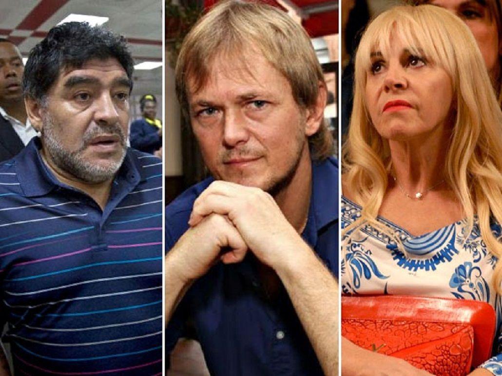 Maradona o Taiana: Quién cuidó mejor a Claudia Villafañe, según Dalma