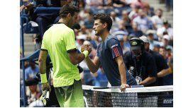 Sin transpirar, Del Potro pasó a cuartos del US Open