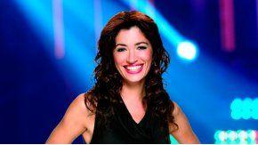 Carla Conte, en el Bailando.