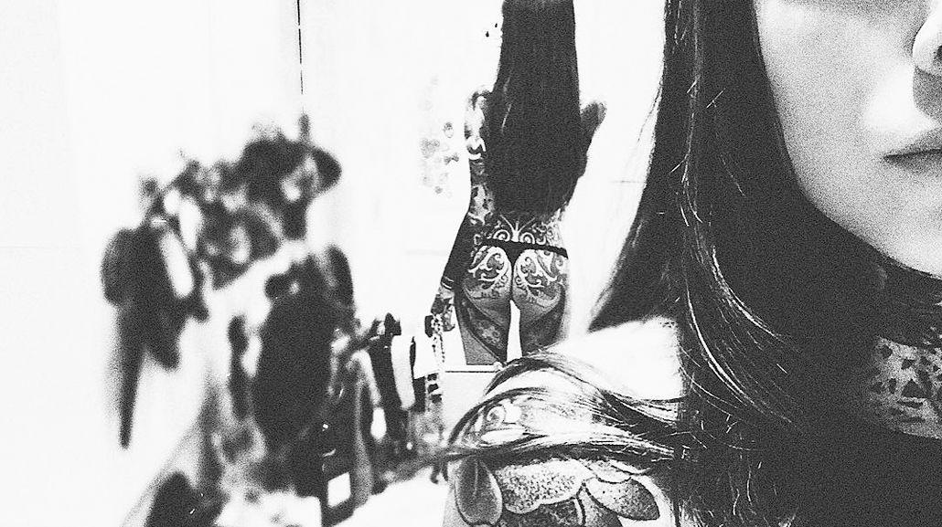 Candelaria Tinelli mostró su cola tatuada