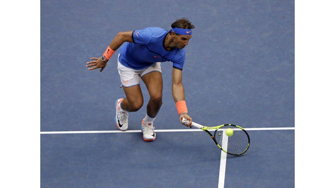 El francés Pouille eliminó a Nadal en los octavos de final del US Open