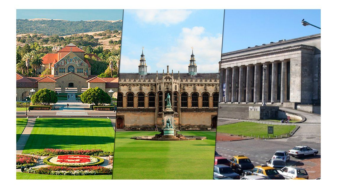 ¿Cuáles son las mejores universidades del mundo para tener un buen título?