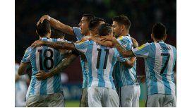 De la mano del Patón, Argentina sigue siendo el mejor equipo del mundo