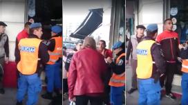 Polémica detención en la calle: Me paran porque me ven la cara de negro