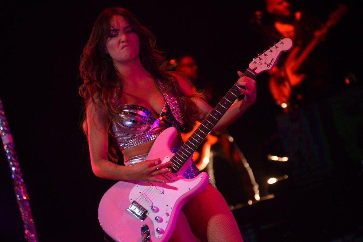 #LaliEnElOpera El show de Lali Espósito, una de las favoritas de la Generación Z