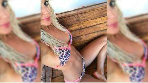 Marzol, muy sexy en Instagram