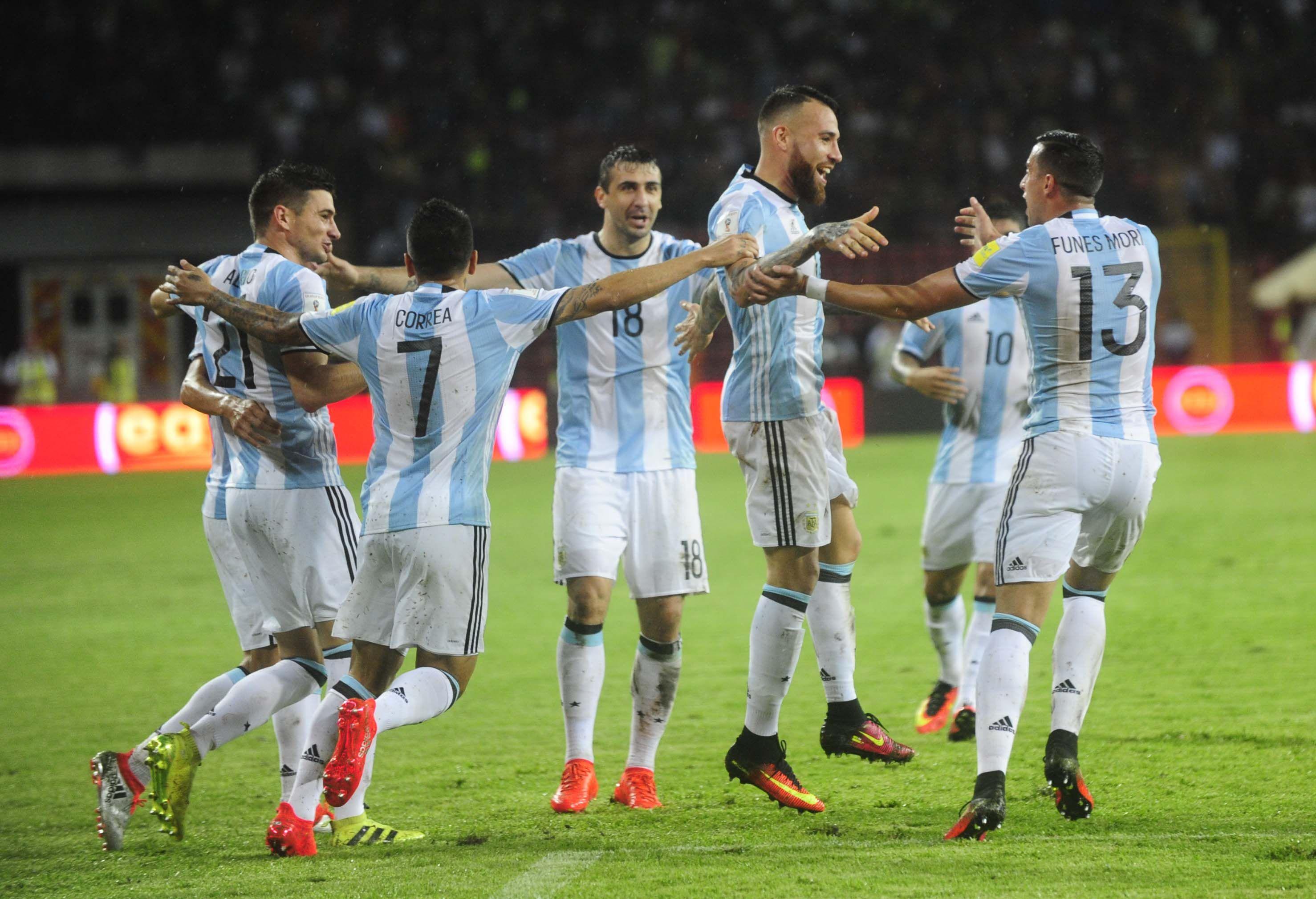 ¿Quién fue la figura de la Selección argentina ante Venezuela?