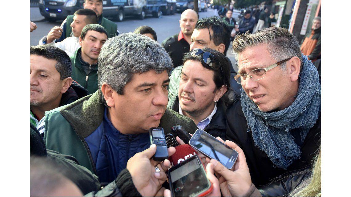 Interna y cruces en la CGT: Pablo Moyano amenaza con irse
