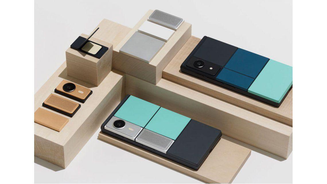 Google deja atrás su proyecto de teléfono modular