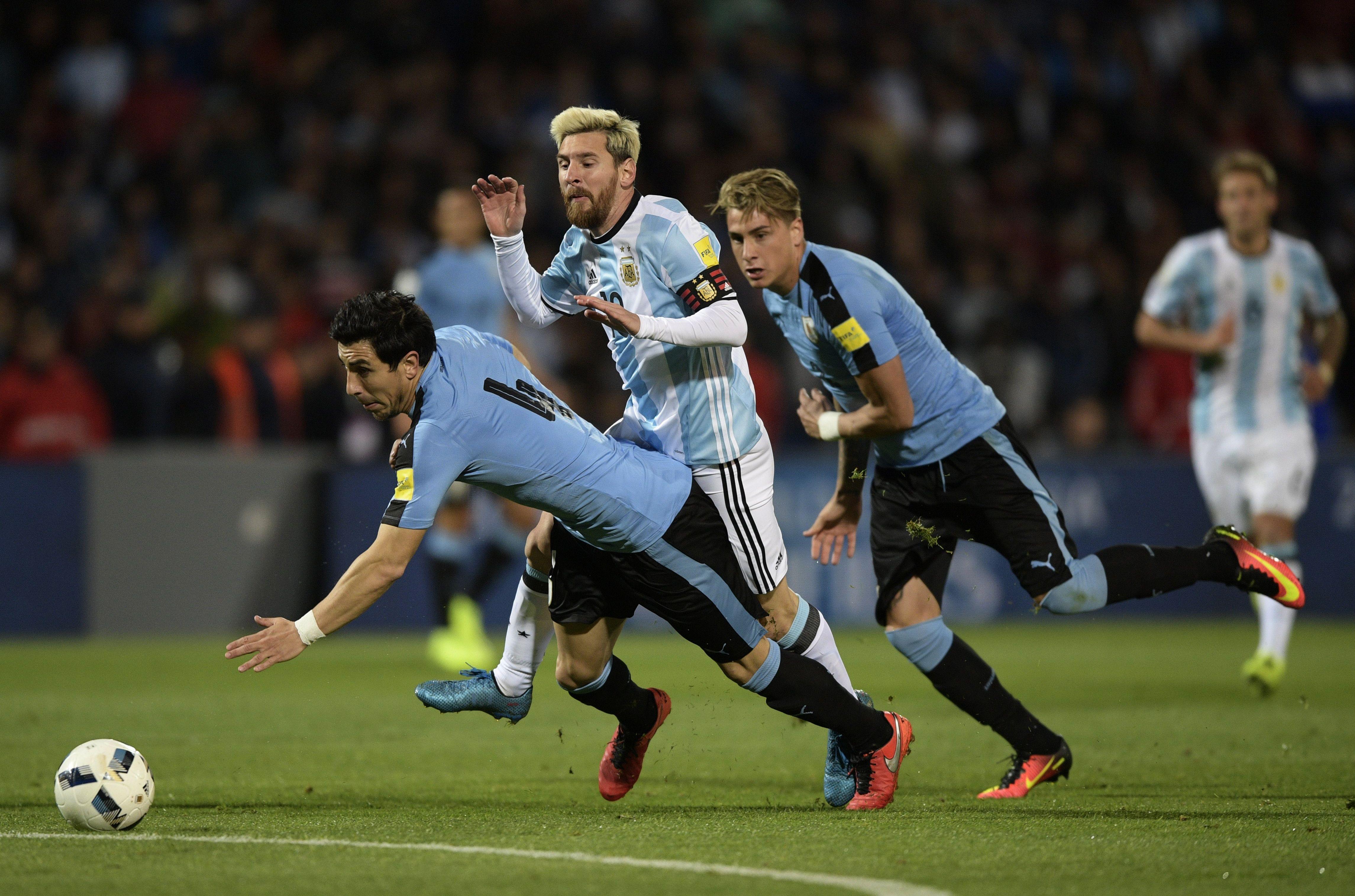 A Argentina le terminó costando caro el triunfo en Mendoza.