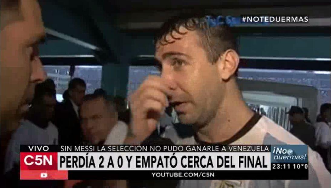 Pratto y Mascherano destacaron la actitud pero reconocieron que no se jugó bien