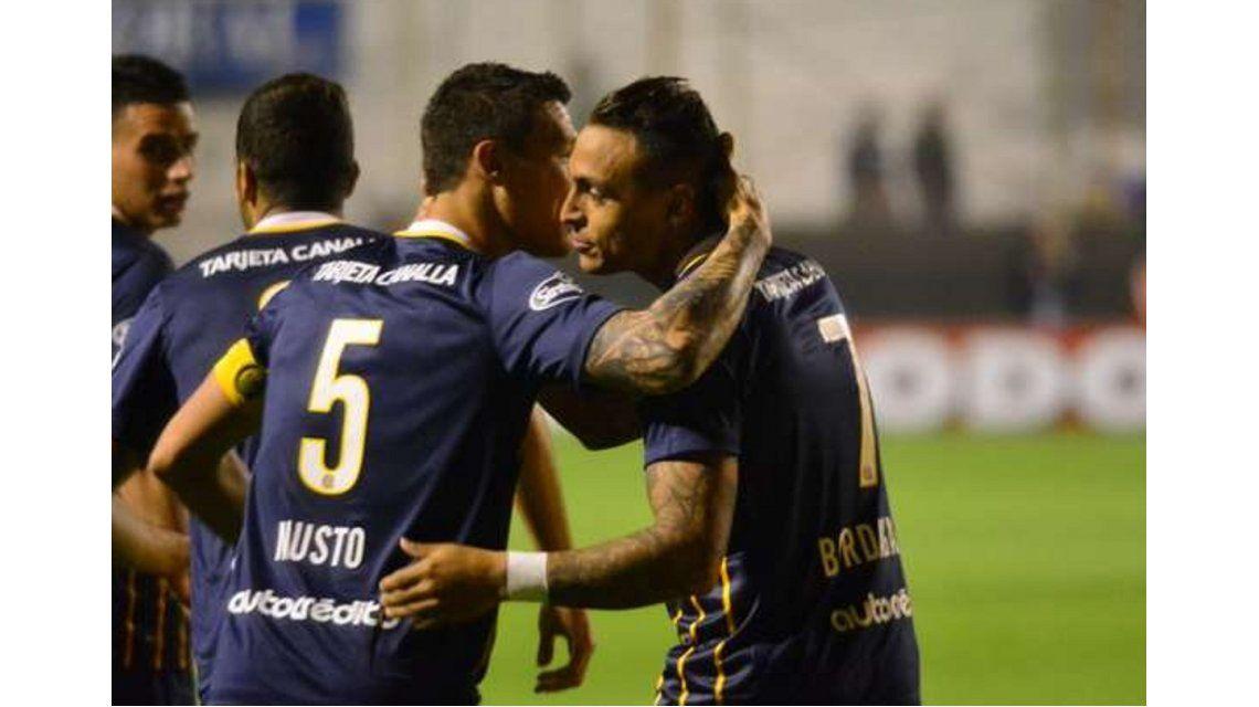 Rosario Central superó a Atlético Rafaela y avanzó a los octavos de final