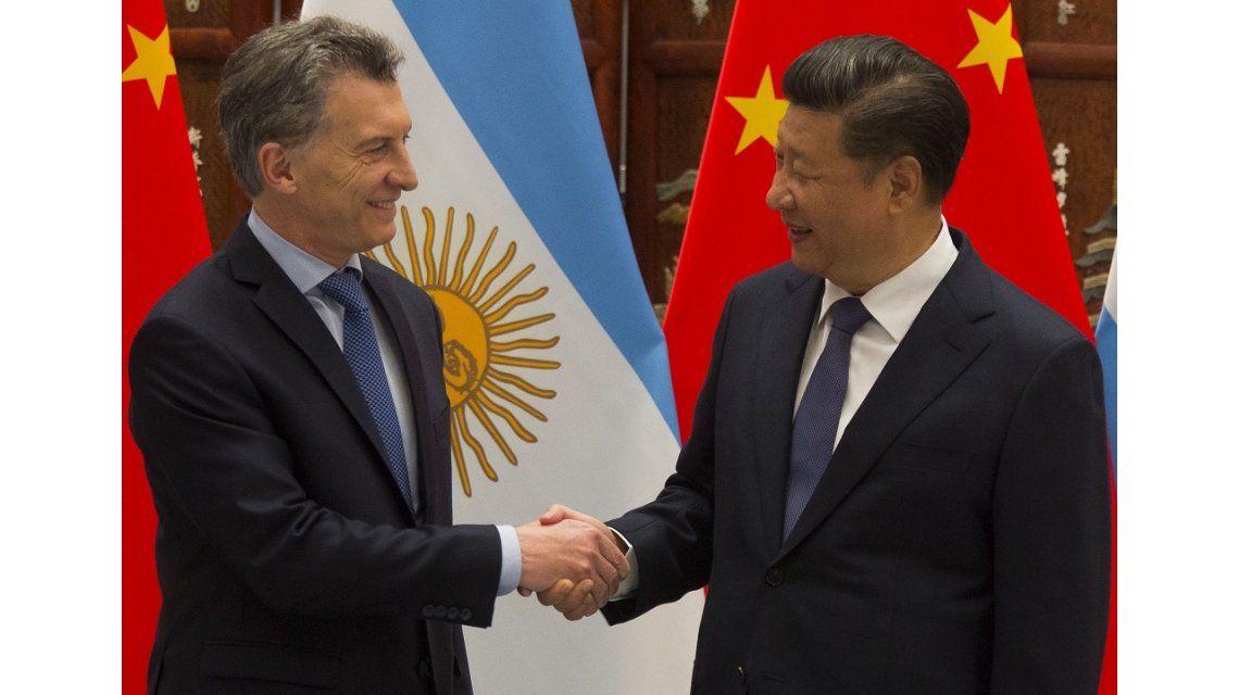 El curioso pedido del presidente chino a Macri en el G20: Quiero un Messi