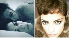 Dolores Fonzi estrenó nuevo look y se muestra muy acaramelada con su novio