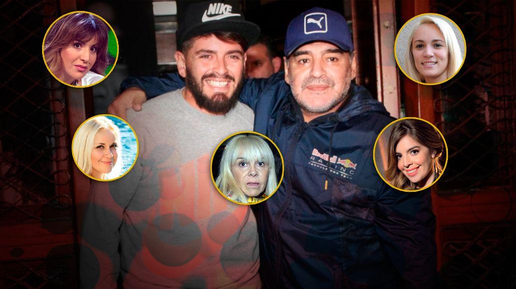 Diego Maradona Jr.: Necesito seguir trabajando