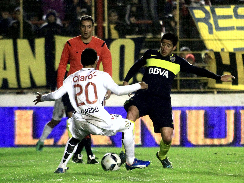 Boca venció a Libertad de Paraguay y dio el primer paso para revertir su imagen