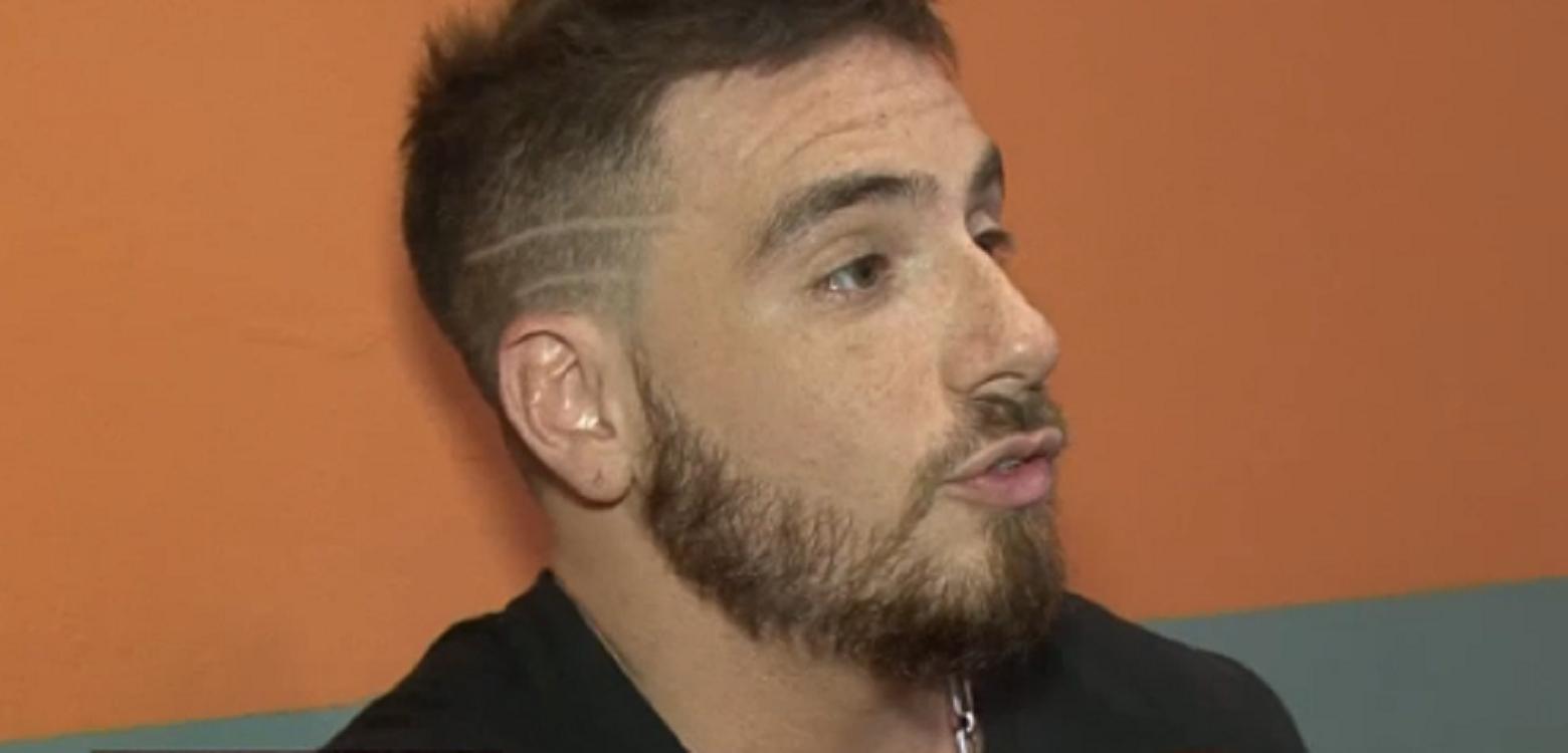La angustia de Cande Ruggeri en maquillaje tras la pelea con Fede Bal
