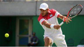 Pico ganó este año el ATP de Houston