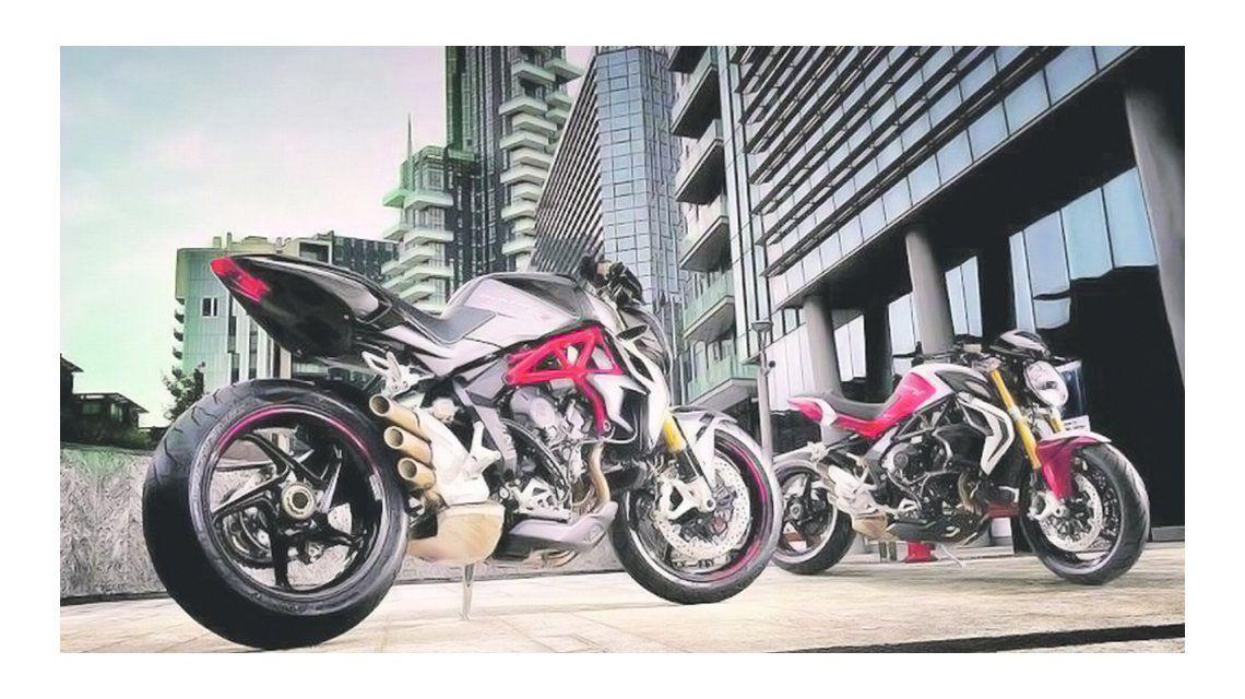 Crece el mercado de motos premium