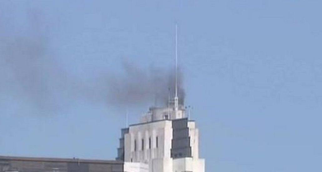 El falso incendio en el edificio Kavanagh que causó pánico en Retiro